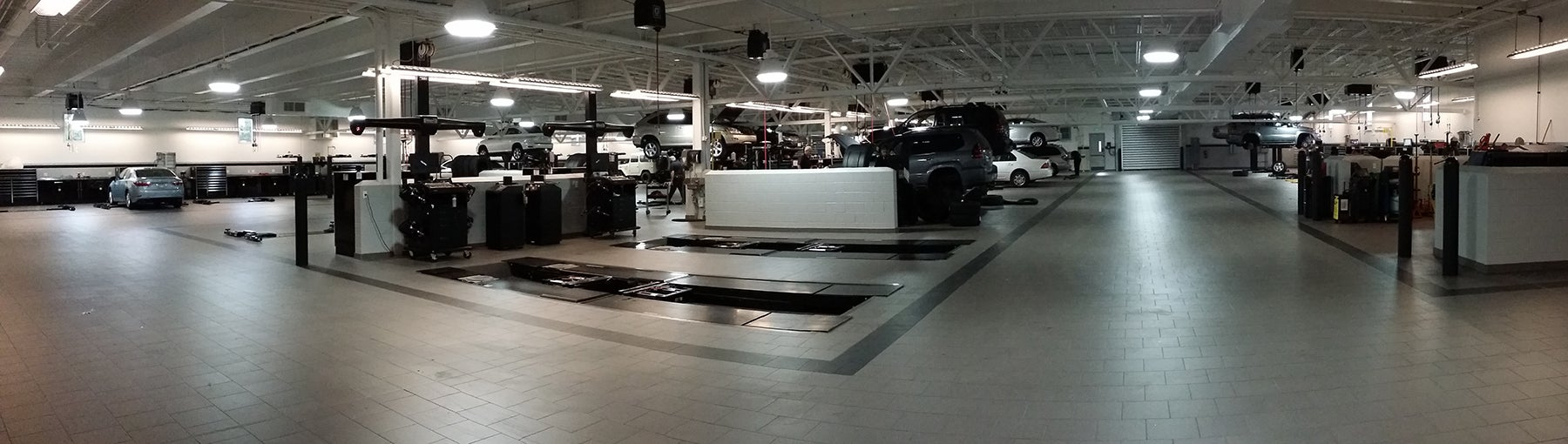 Service Parts Department Fort Myers Lexus Dealer In Fort Myers